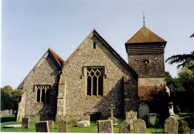 St Peter, Ropley