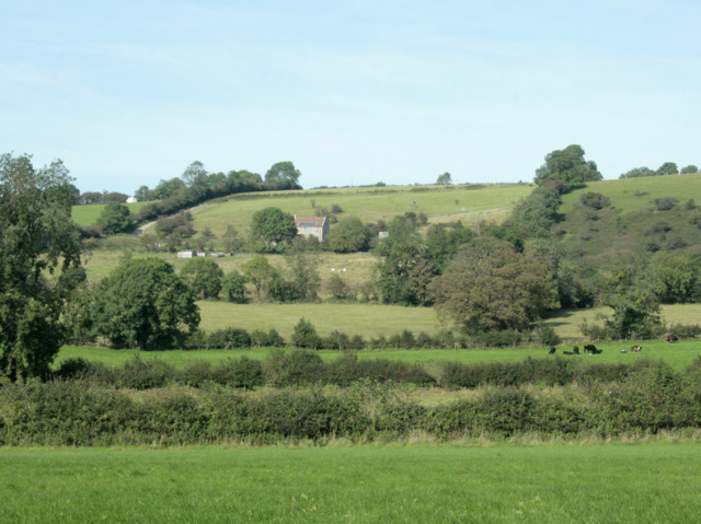 2009 : North from Yellingmill Lane