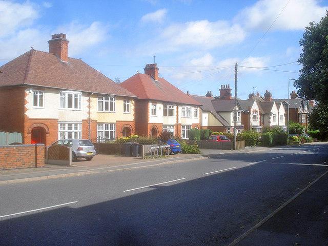 Wood Street and Nottingham Road