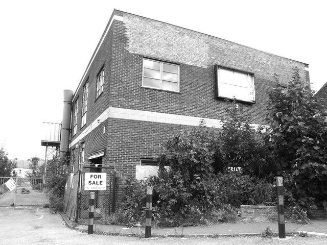 Jezreels Tower Works, Gillingham
