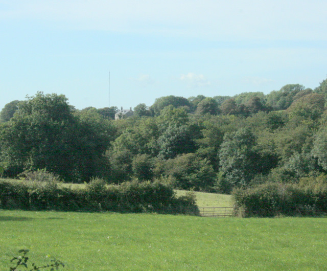2009 : North of west from Yellingmill Lane
