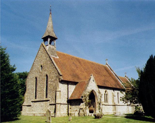 St Peter & St Paul, Shalden