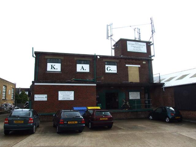Kent Auction Galleries, Folkestone