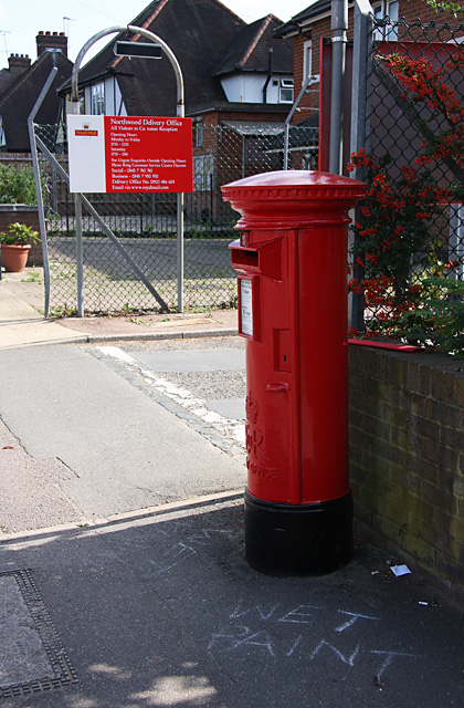 Northwood Post Box