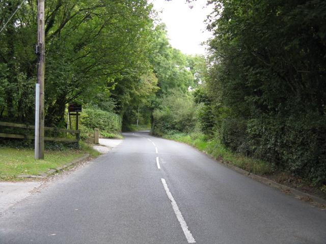 Mill Lane Near Castle Mill Farm