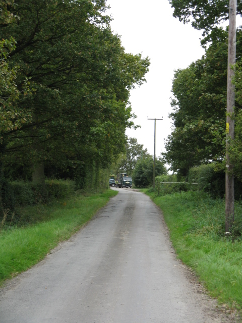 Access To Middle House Farm