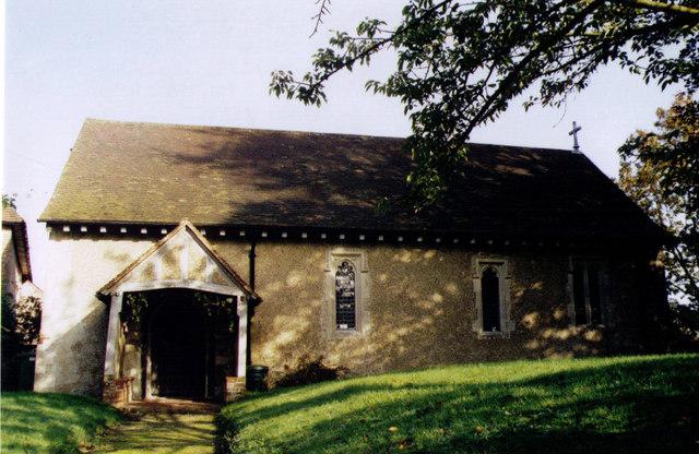 St Nicholas, West Worldham