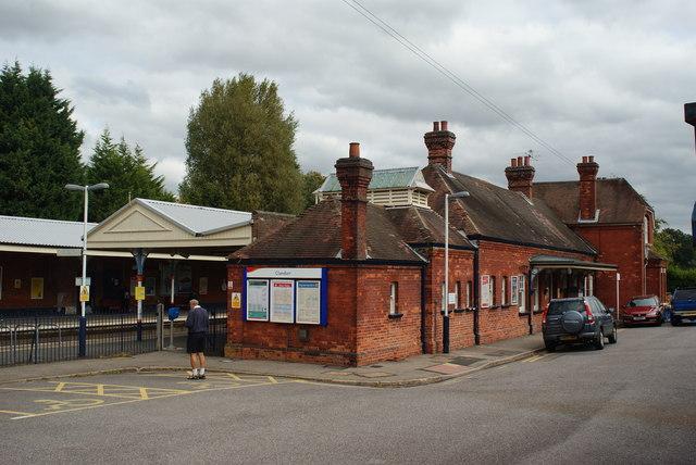 Clandon Railway Station, Surrey