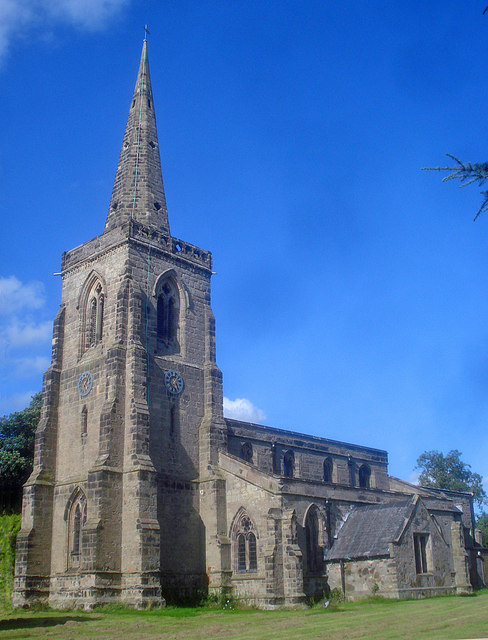 Church of St Denys