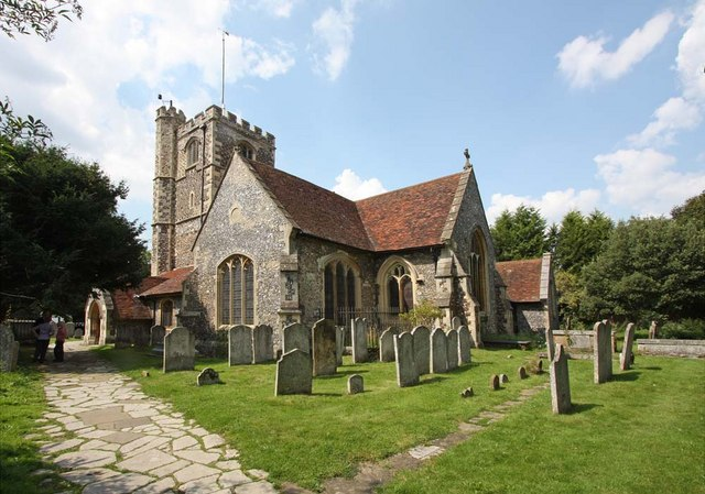 St Mary, Monken Hadley, Herts