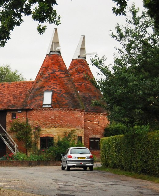 Converted Oast house, Forest Farm