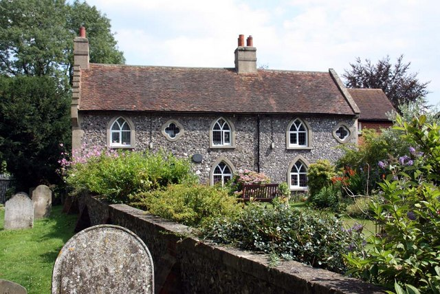 House next door to St Mary, Monken Hadley, Herts