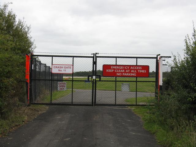 Crash Gate No.11