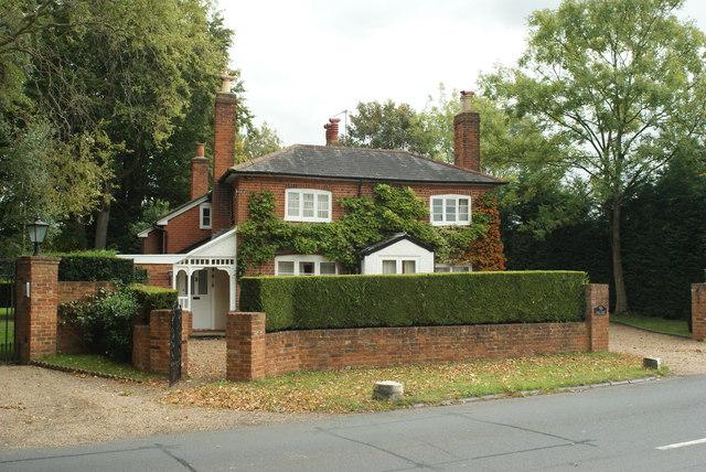 House at West Clandon, Surrey