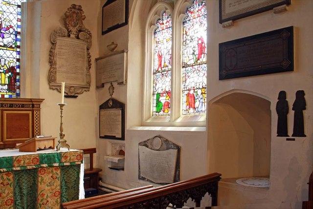 St Mary, Monken Hadley, Herts - Sanctuary