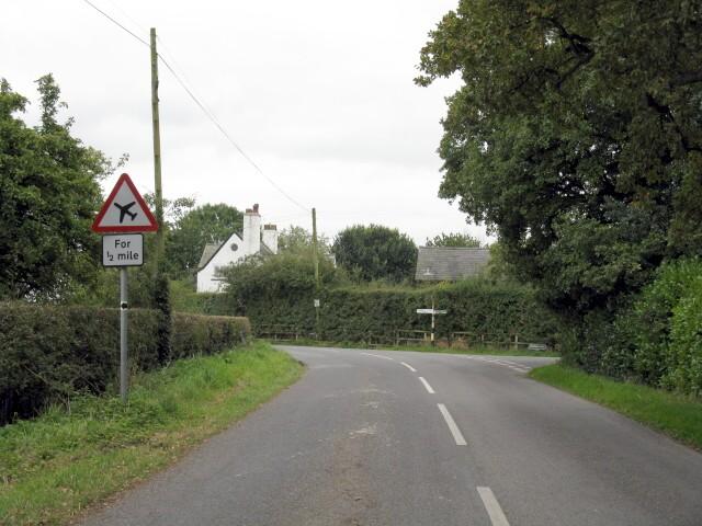 Approaching Mobberley Station Turning, Hobcroft Lane