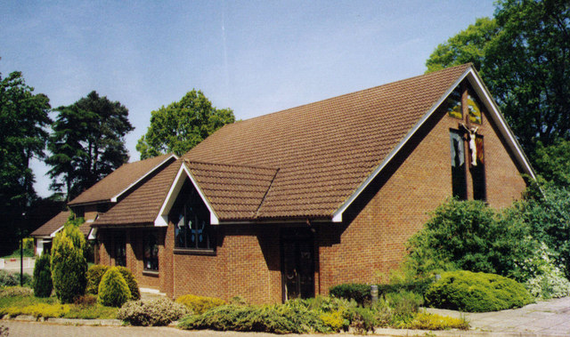 Sacred Heart, Bordon