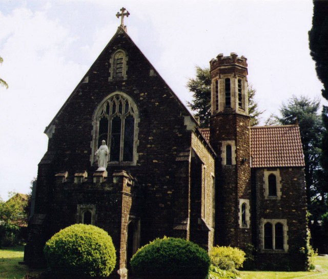 The Immaculate Conception, Liphook