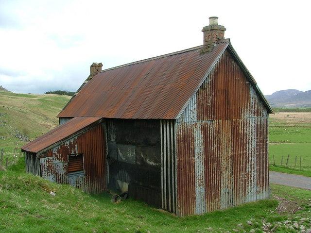 Old Summerhouse, Blairgie