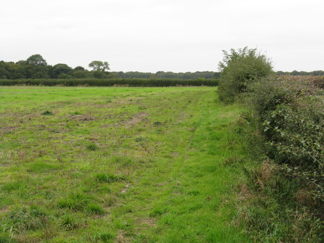 Footpath To Birtles Farm