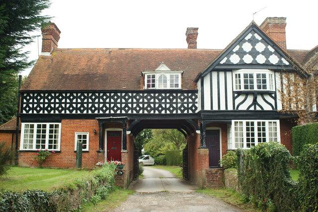 Lodge at West Clandon, Surrey