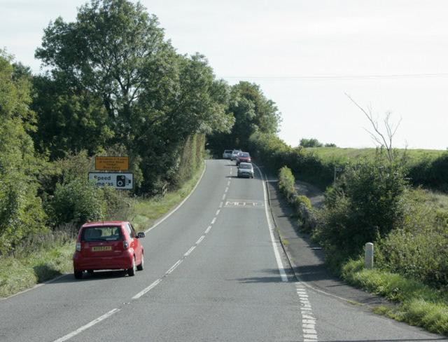 2009 : A37  looking south toward Upper Downside