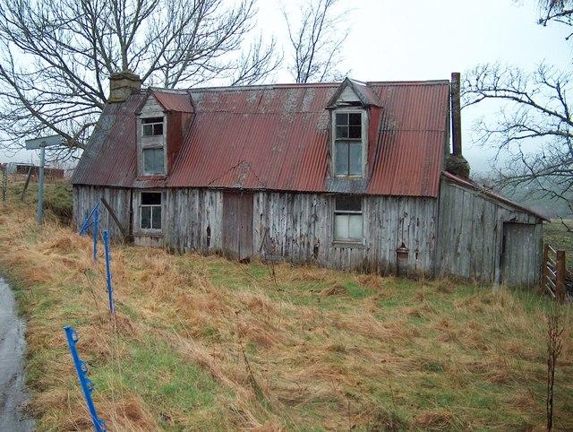 Old Summerhouse at Upper Tullochgrue