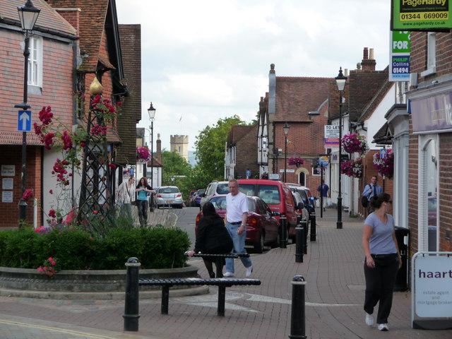 High Street, Burnham, Bucks
