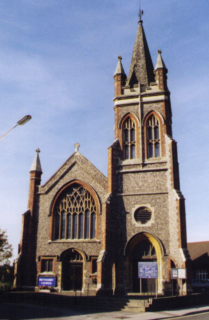 Petersfield Methodist Church