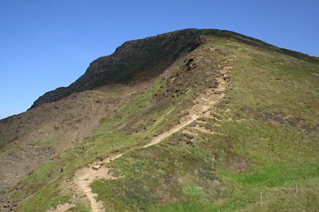 Chipman Cliff