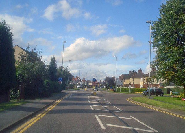 Ibstock crossroads