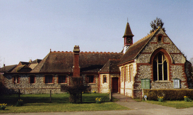 Church on the Green, Rowlands Castle