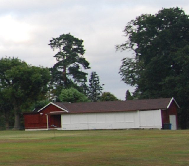The Pavilion, Southborough Common