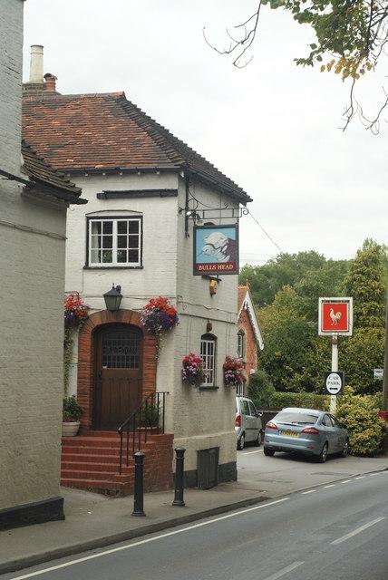 The Bull's Head, West Clandon, Surrey