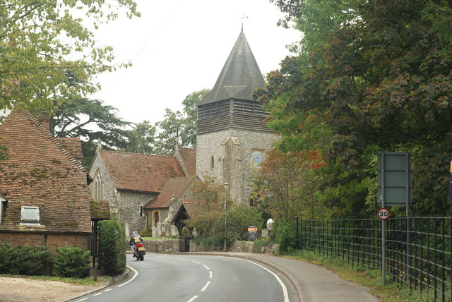 West Clandon Church, Surrey