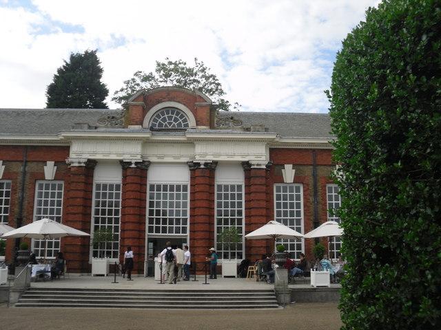 The Orangery, Kensington Gardens