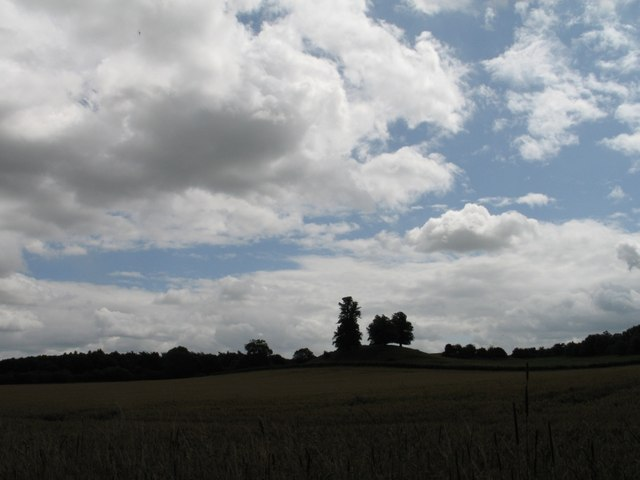 Skyline near Eythrope
