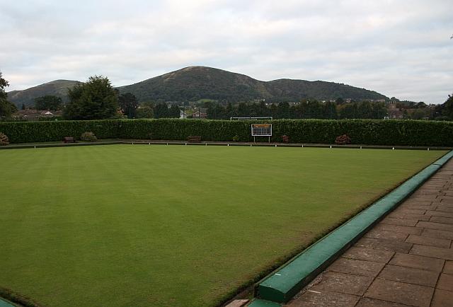 Bowling Green, Victoria Park, Malvern Link
