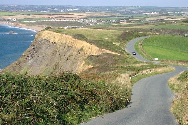 The Coast Road to Wanson
