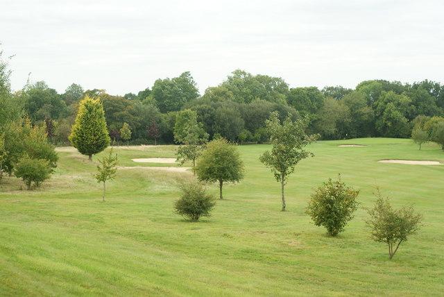 Clandon Regis Golf Course
