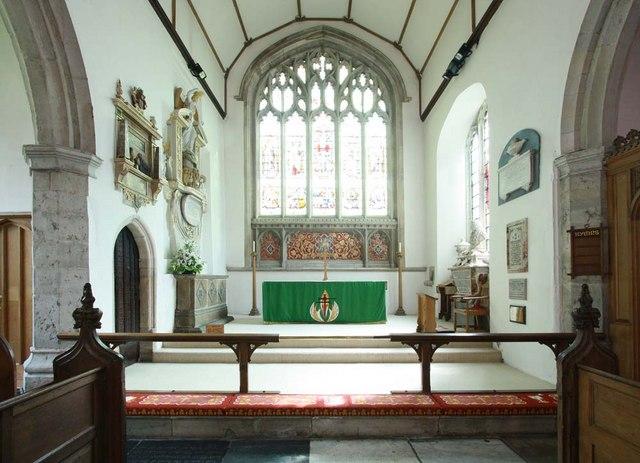 All Saints, Writtle, Essex - Sanctuary