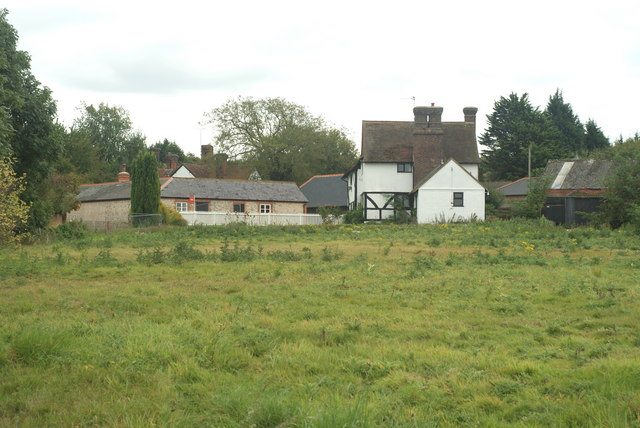 View Towards Briar Cottage, East Clandon, Surrey