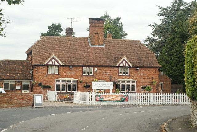 The Queen's Head, East Clandon, Surrey