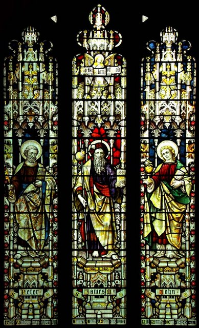 All Saints, Writtle, Essex - Window