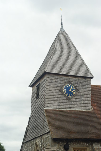 Church Tower at East Clandon, Surrey