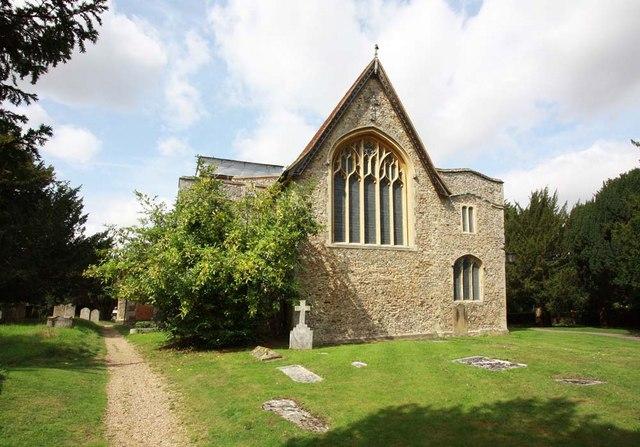 All Saints, Writtle, Essex