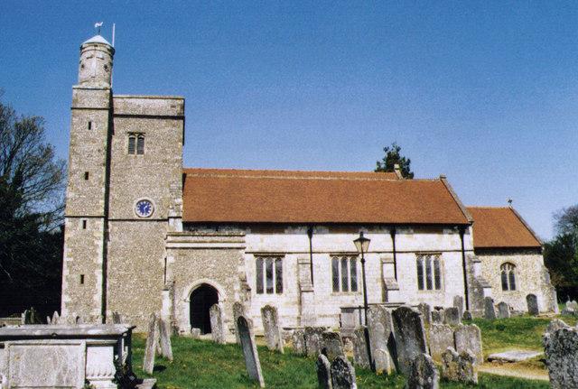 St Peter, Bishops Waltham