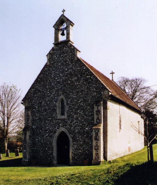 St Nicholas, Boarhunt