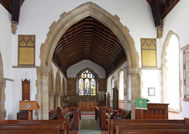 St Mary, Broomfield, Essex - Chancel