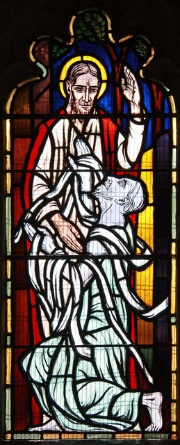 St Mary, Broomfield, Essex - Window